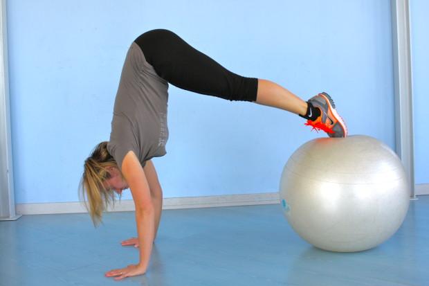 foto allenamento funzionale a corpo libero